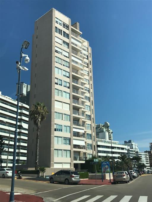 Edificio Paz Marina