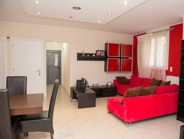 Luxury house close to sea & airport - Artemis - Huis