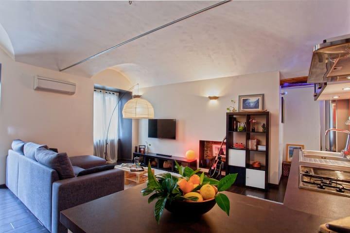 Confort dans un coin de paradis - Ogliastro - Apartamento