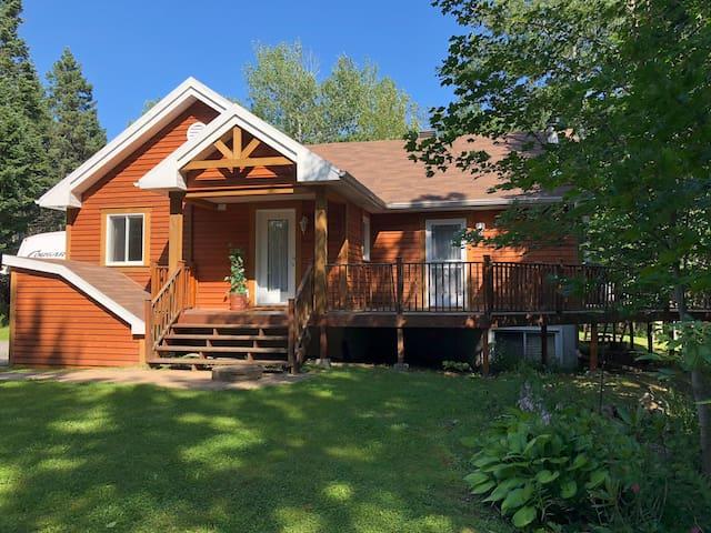 Gorgeous Canadian Cottage close to Mont-Saint-Anne