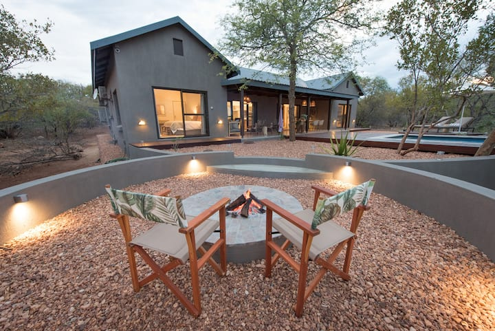 Exclusive Private Villa close to Kruger Park