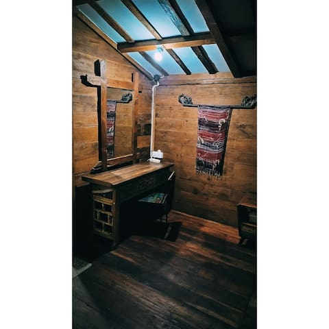 Traditional Wooden Cabin I