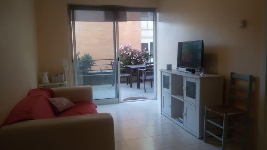Comfy apartment with spacious terassa! - Girona - Apartment