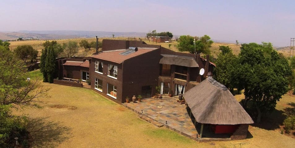 Game Farm - Cradle of Humankind - Krugersdorp - Casa