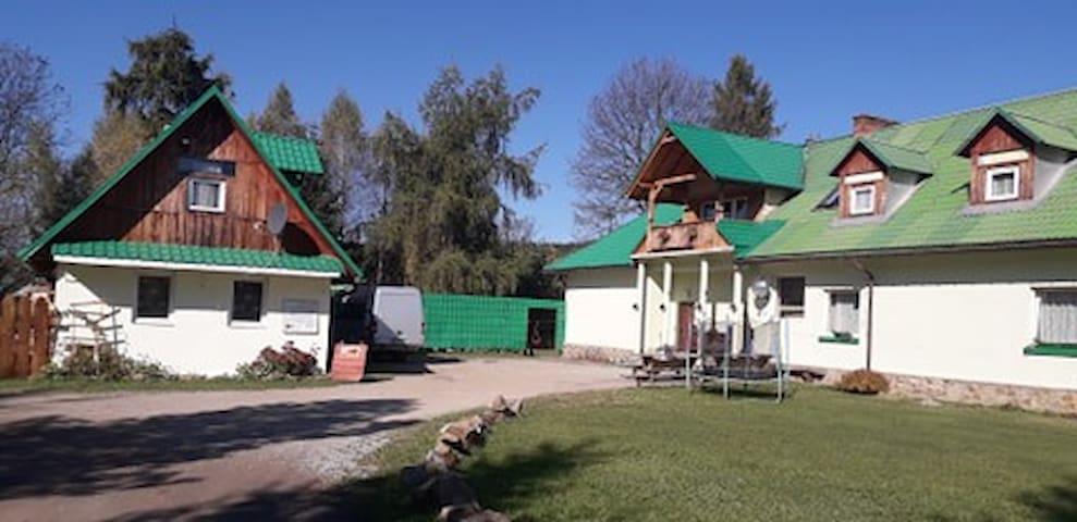Ośrodek Wypoczynkowy w Woli Michowej