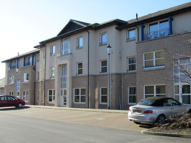River Walk Apartment Inverness