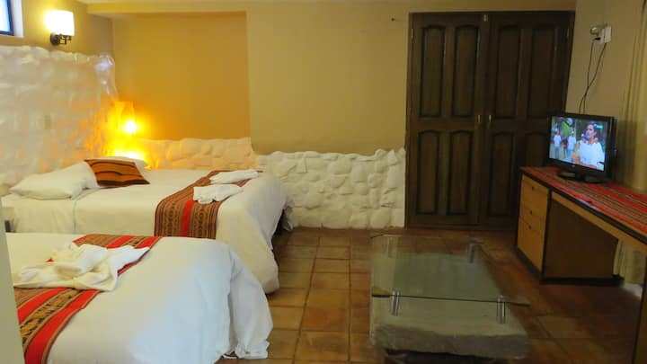 Illapa Guest House tu casa en Cusco