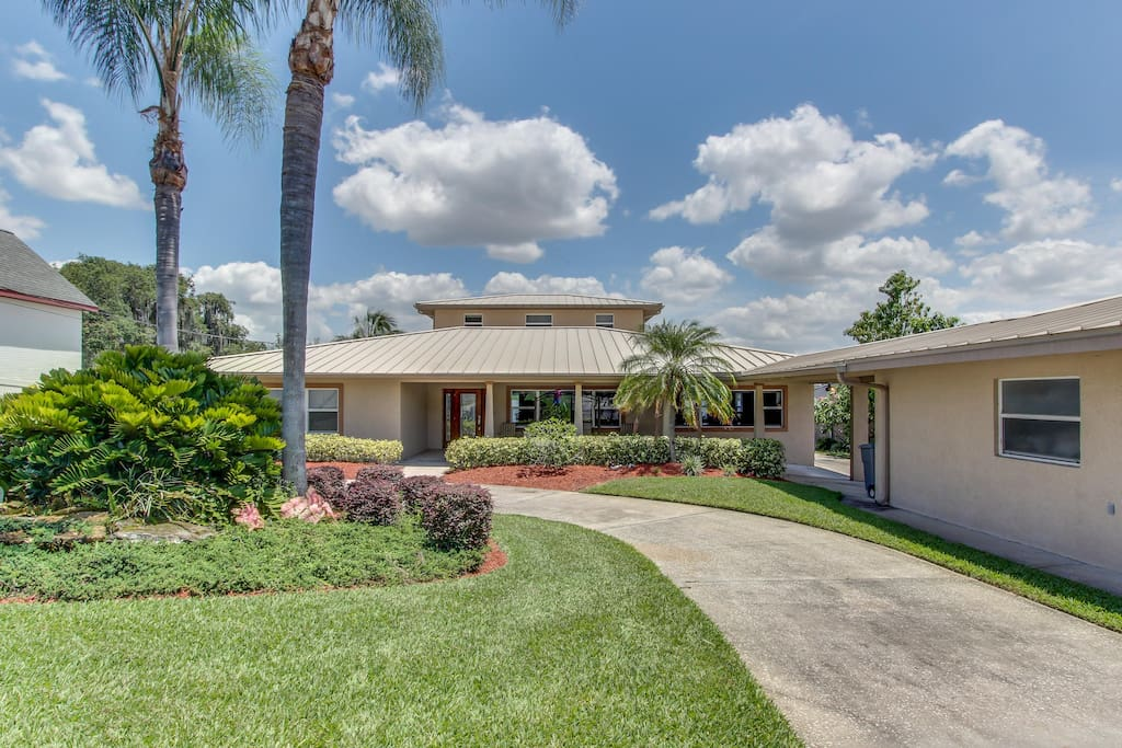 Luxury on lake june houses for rent in lake placid - 20 bedroom vacation rentals florida ...