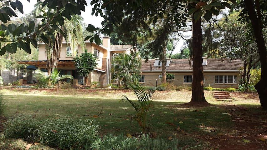 Raiyani House B&B Room 3 - Nairobi
