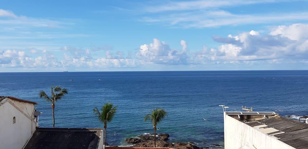 Maravilhosa Vista Mar, Piscina, Garagem - Wifi