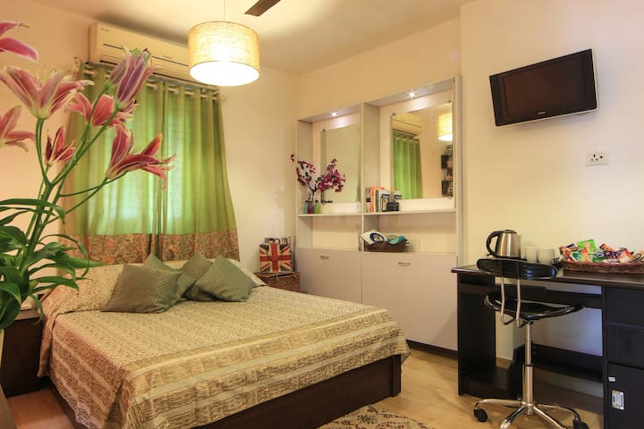Private, Sunny & Cozy at Bandra W - Mumbai - Casa