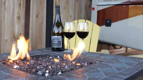Glamping in the Verde Valley