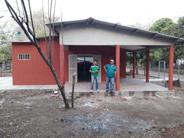 Casa en la Isla del tigre, Amapala