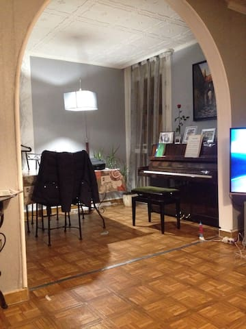 Grand appartement - Longjumeau