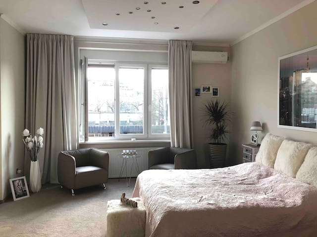 Dallerina - luxury in the heart of Novi Sad