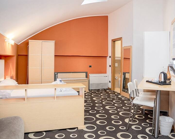 Monolocale Hotel Executive vicino centro Firenze