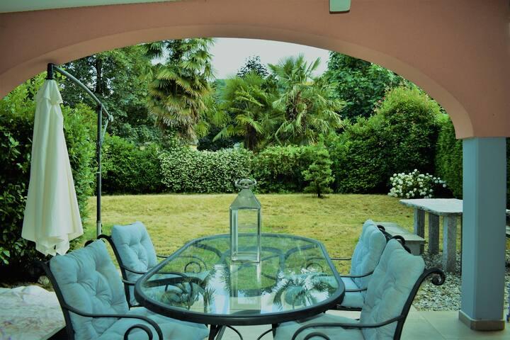 Garden by Ascona