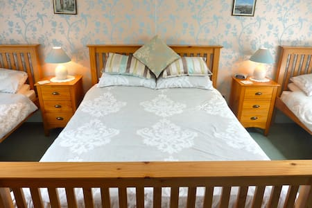Beautiful Brecon Beacons B & B - Bed & Breakfast