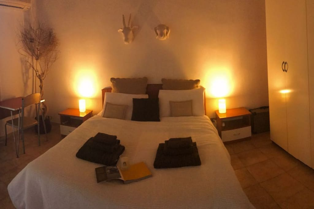 A casa di gi case in affitto a palermo sicilia italia for 5 case kit da letto