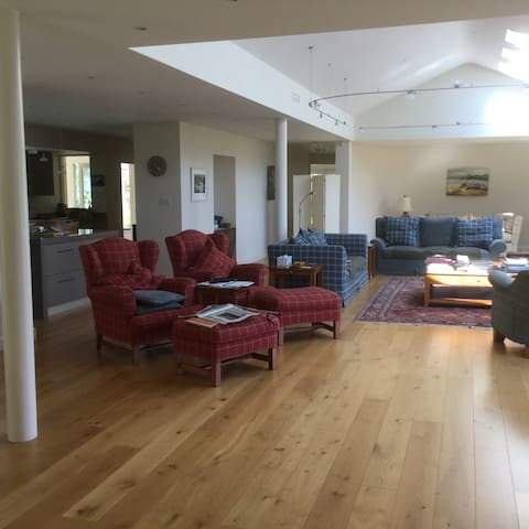 Golden Bay , Connemara. - Clonbur - Appartement
