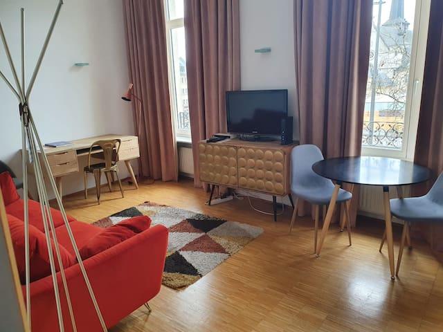 Charmant appartement au centre ville
