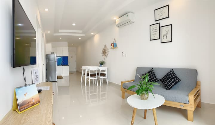 The Fives-2BR apart by Bai Sau beach@Vung Tau city