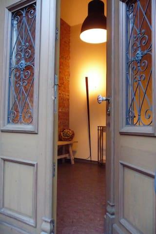 Schicke Ferienwohnung in alter Grundschule!