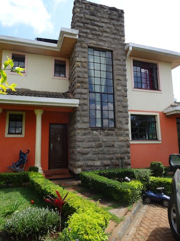 family friendly 3bedroom-House close to Runda - Nairobi - Casa