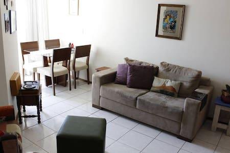 Quarto em casa próxima a USP/Rodoviária - São Carlos - Huis
