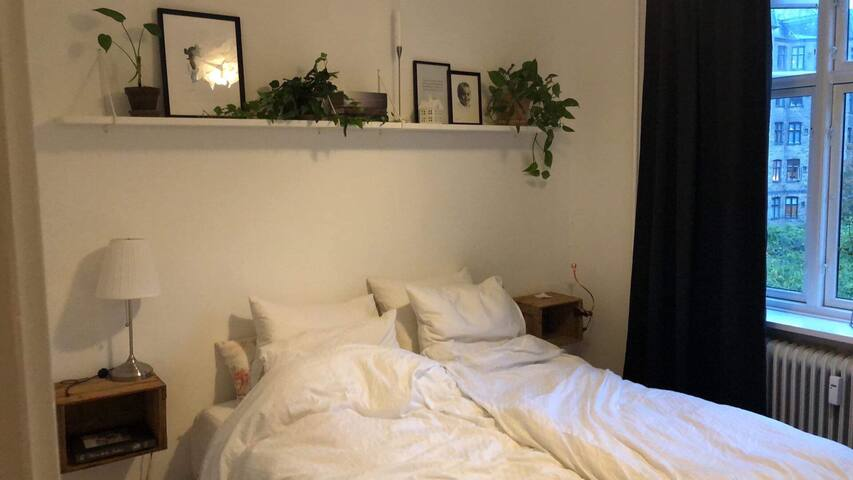 Lovely apartment, close to central Nørrebro