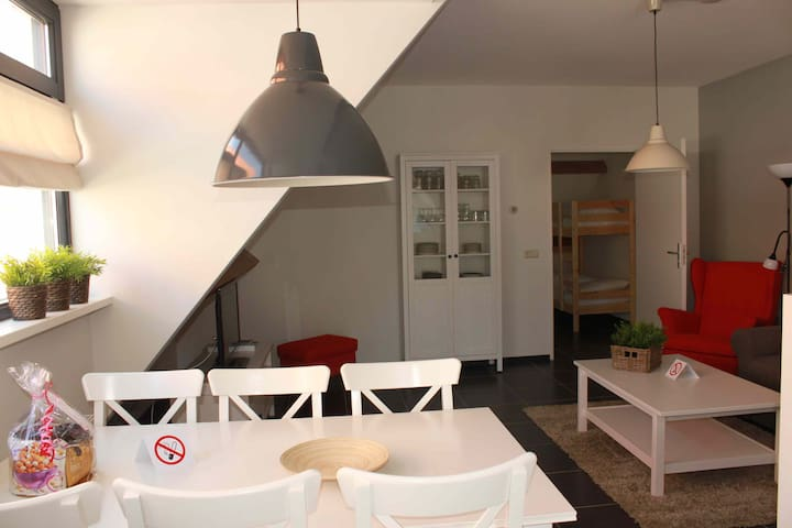 Holiday Apartment Noord in Ouddorp Weststraat - Ouddorp - อพาร์ทเมนท์