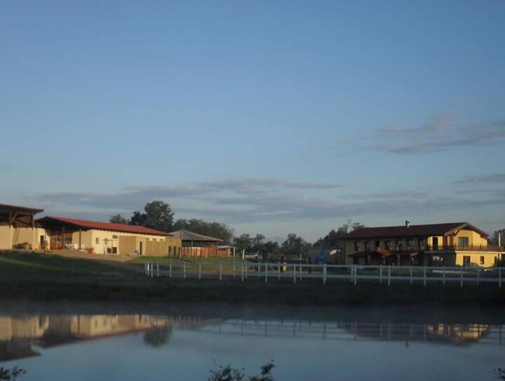 Ranch nel Roero
