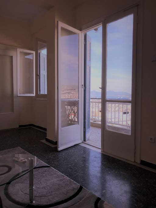 Apartment (55m2/590ft2) - View from Living Room