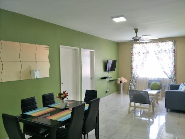 Cosy Kinabalu Apartment 3 Bedrooms