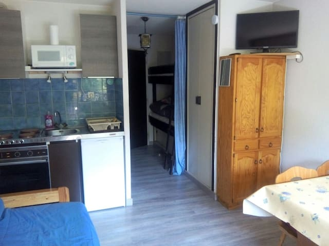 Nice appartement 4pers in the Frensh Alps - Bogève - Apartamento