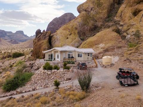 Donkey Trails Scenic Mountain House, sleeps 4