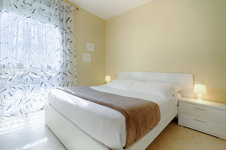 Secondary double room