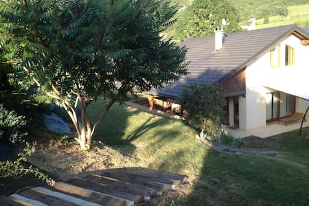 Petit coin de paradis savoyard - House