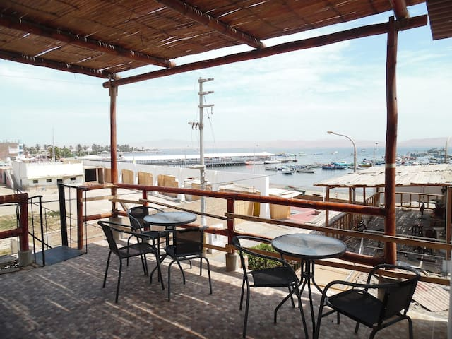 Double Room in Yakumama 1 - Paracas - บ้าน