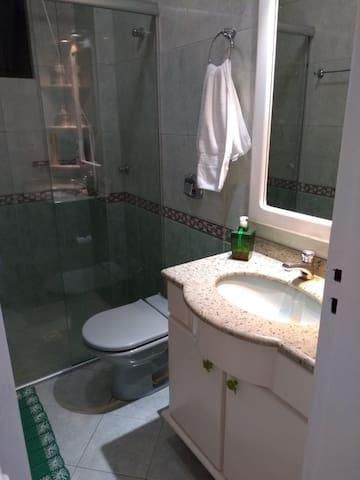 Banheiro do Corredor