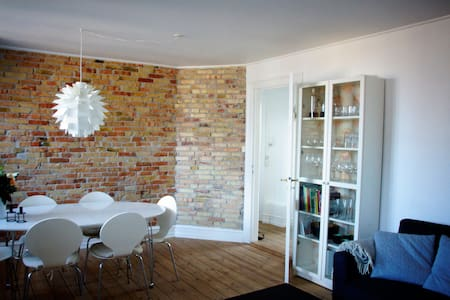 Cosy apartment near Metro, the city and parks - Frederiksberg
