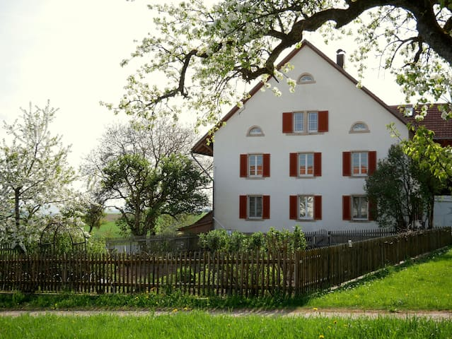 Farm Holiday in the South of Black Forest