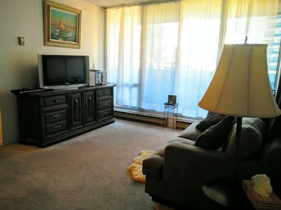 Lovely 2-bed/2-bath Downtown Ottawa - Ottawa - Apartment
