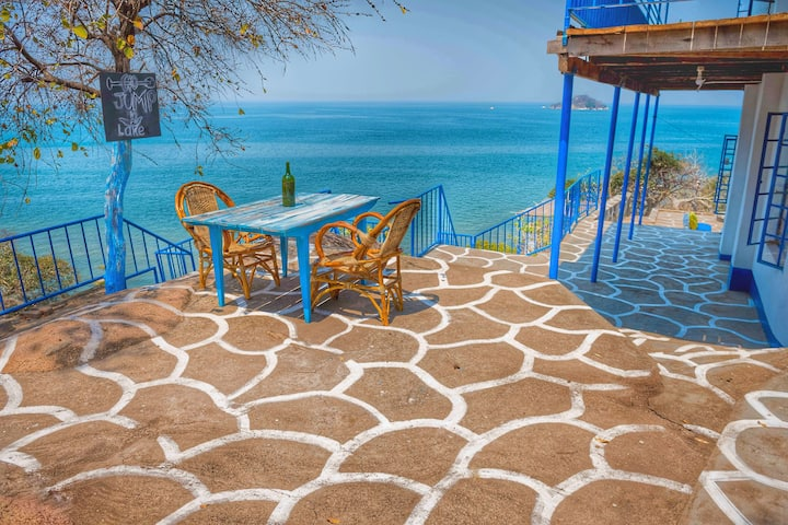 Amazing view of Lake Malawi