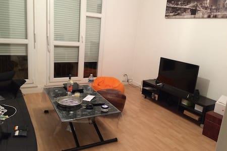 Chambre dans appartement Saint-Rémi - Reims - Wohnung
