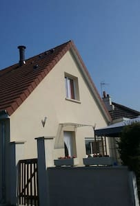 maison 4/6 pers adapte - Hermanville-sur-Mer - House