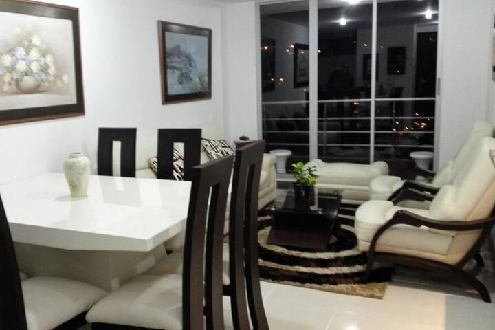 Espectacular habitación en Manizales