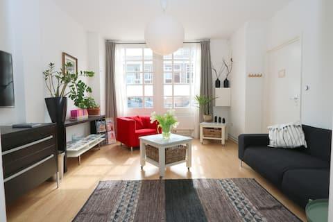 Haarlem, appartement CaRo bij historisch centrum