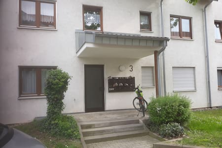Tolles 1,5 Zimmer-Apartment, Heilbronn,TG,Terrasse