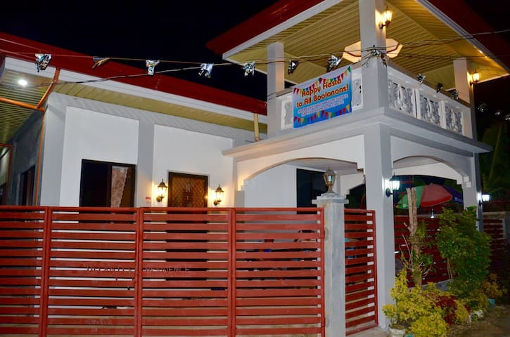 Semi-furnished room in Culaba Biliran Philippines - Culaba - Casa